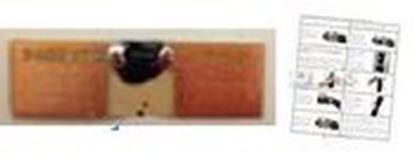 Afbeeldingen van Dell 1235 Puce de réinitialisation du Tambour