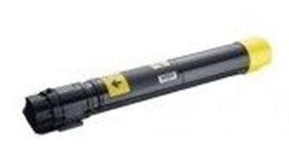 Afbeeldingen van Dell 7130CDN Cartouche de toner compatible Jaune