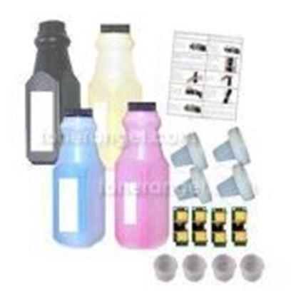 Afbeeldingen van Epson Aculaser CX16 Toner Recharge Rainbow Value pack