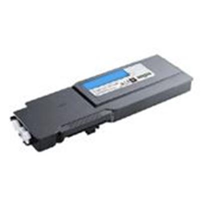 Image de Dell C2660 / C2665 Cartouche de toner compatible Cyan