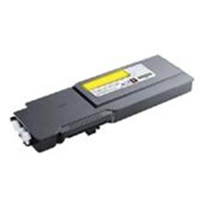 Image de Dell C2660 / C2665 Cartouche de toner compatible Jaune