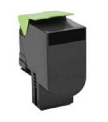 Image de Lexmark C544X1KG Extra Cartouche de toner compatible Noir 6K