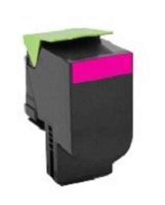 Image de Lexmark C544X1MG Extra Cartouche de toner compatible Magenta 4k