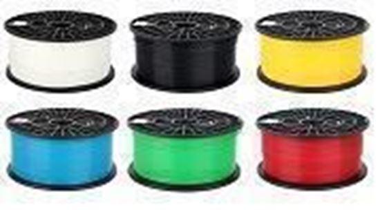 Image sur ABS 3D Printer Filament Spool 1.75mm 1kg