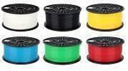 Afbeeldingen van PLA 3D Printer Filament Spool 1.75mm 500g