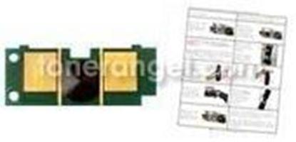Afbeeldingen van HP 2550 / 2820 / 2840 Photoconductor Puce de réinitialisation du Tambour