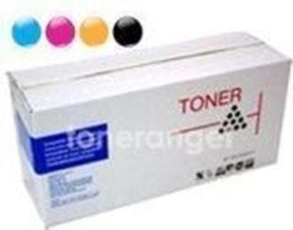 Foto de HP CE250X, CE251A, CE252A, CE253A Cartouche de toner compatible Rainbow 4 couleurs