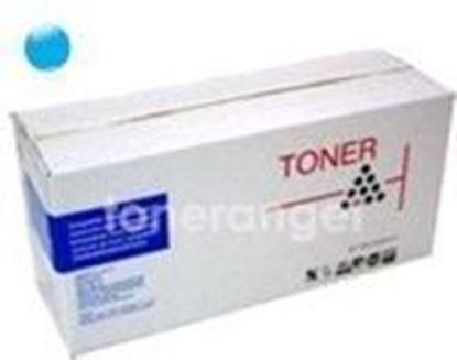 Image de HP CE741A 307A Cartouche de toner compatible Cyan