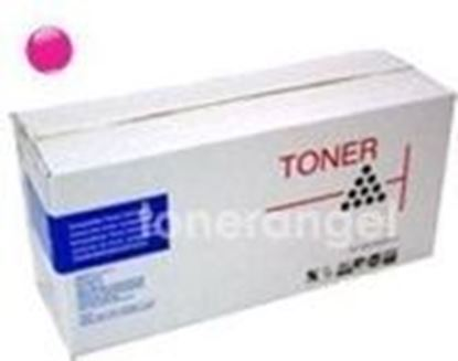 Foto de HP CF323A 653A Cartouche de toner compatible Magenta