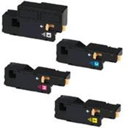 Foto de Dell E525W Cartouche de toner compatible Rainbow 4 couleurs
