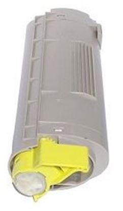 Image de OKI ES6410 Cartouche de toner compatible Jaune