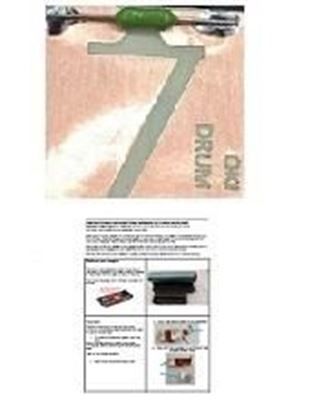 Foto de Toshiba e-studio 222/224/262/263/264 Puce de réinitialisation du Tambour