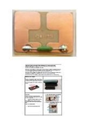 Afbeeldingen van Toshiba e-studio 222/224/262/263/264 Puce de réinitialisation du courroie de transfert