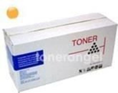 Afbeeldingen van Brother TN328Y Cartouche de toner compatible Jaune