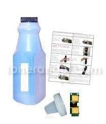 Afbeeldingen van Konica Minolta Magicolor 5550/5570/5650/5670EN Toner Recharge Cyan Kit