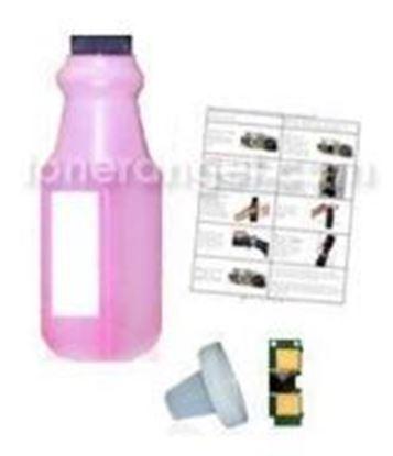 Afbeeldingen van Konica Minolta Magicolor 5550/5570/5650/5670EN Toner Recharge Magenta Kit