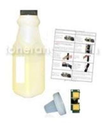 Afbeeldingen van Konica Minolta Magicolor 5550/5570/5650/5670EN Toner Recharge Jaune Kit