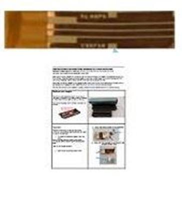 Afbeeldingen van Olivetti d-Color MF3201 Puce de réinitialisation du unite de fusion